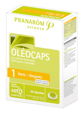 Oleocaps-Pranarom