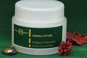 Crema lifting COLÁGENO TRIPLE ACCIÓN